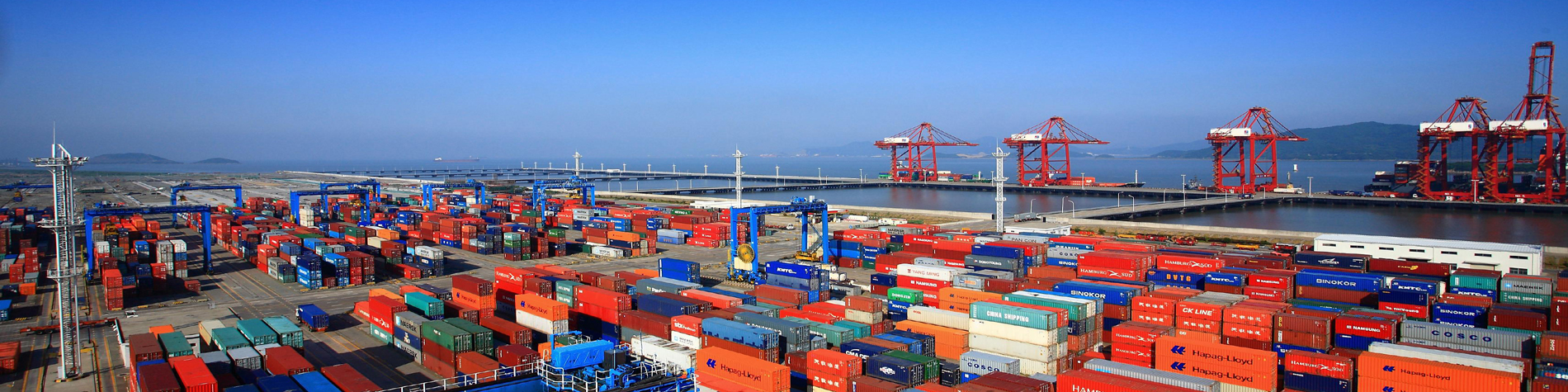 World's Fourth Largest Ningbo Port - Dongsourcing